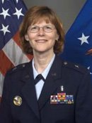 About Brigadier General (ret.) Carol Ann Fausone