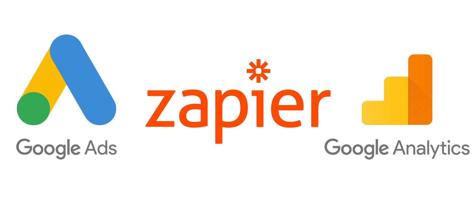 Google Ads-Google Analytics- Zapier