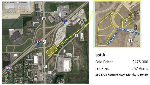 Mission Parkway/Henry Brown - Lot A 2