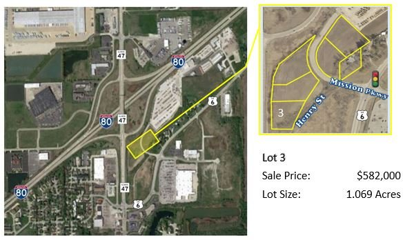 Mission Parkway/Henry Brown Lot 3 7