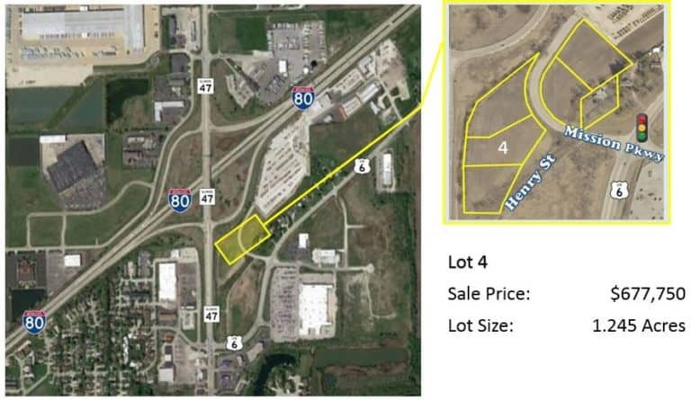 Mission Parkway/Henry Brown - Lot 4 8