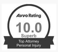 Avvo Top Attorney Personal Injury