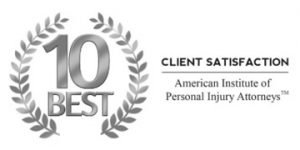Client Satisfaction American Institute of Personal Injury Attorneys