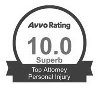 Avvo Rating Top Attorney Personal Injury