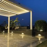Automatic Louvered Roof