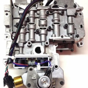 96-99 46RE VALVE BODY ELECTRICAL REMANUFACTURED